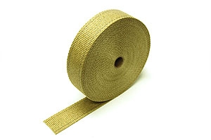 "DEI 010103 Tan Exhaust / Header Wrap 2""x 100ft"