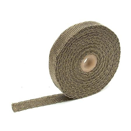 "DEI 010126 Titanium Exhaust / Header wrap 1"" x 50ft"
