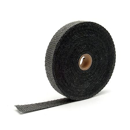 "DEI 010107 Black Exhaust / Header Wrap 1"" x 50ft"