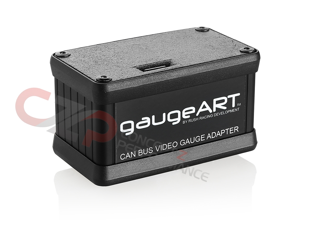 gaugeart 21551 can bus video gauge adapter universal. Black Bedroom Furniture Sets. Home Design Ideas