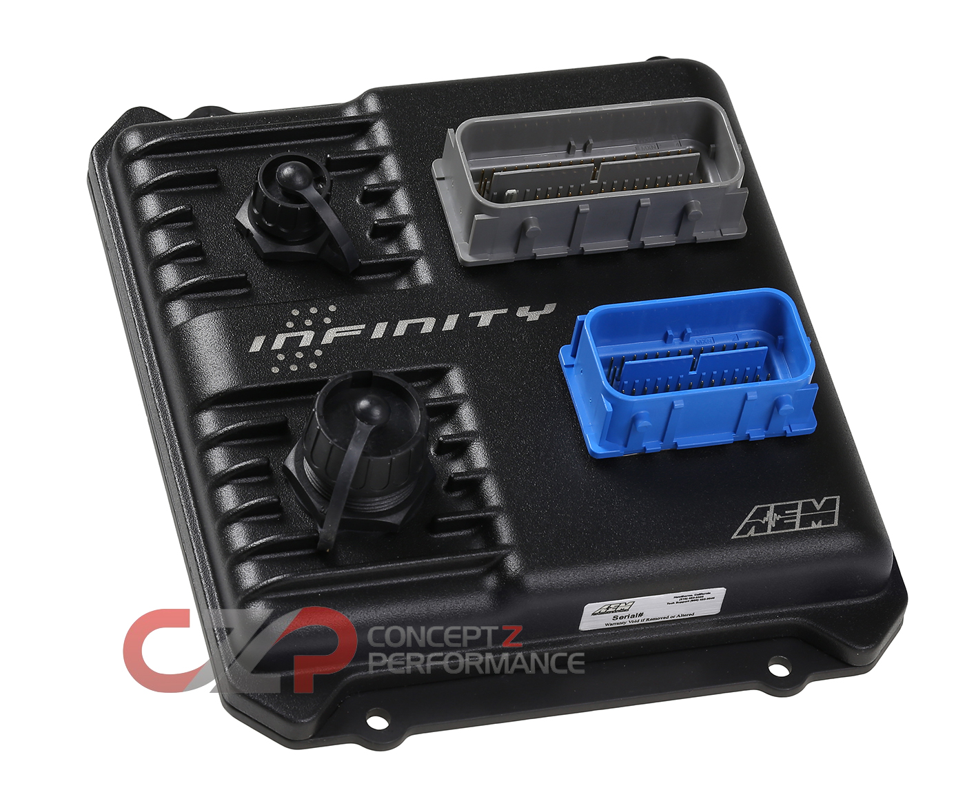 AEM Infinity-8 Stand-Alone Programmable EMS w/Advanced Tuning Package - Nissan 350Z / Infiniti G35