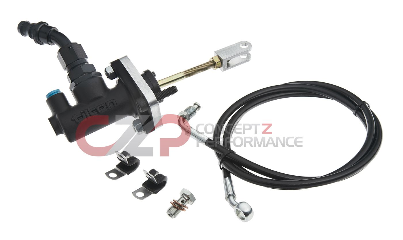 Z Speed Performance ZSP ZSP3004-HR Tilton Racing Clutch Master Cylinder  Upgrade - Nissan 350Z 07-08 VQ35HR Z33 - Concept Z Performance