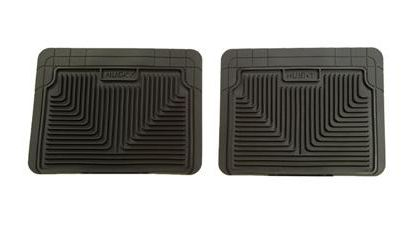 Husky Liners 52021 Heavy Duty Floor Mats - G35 (Rear)