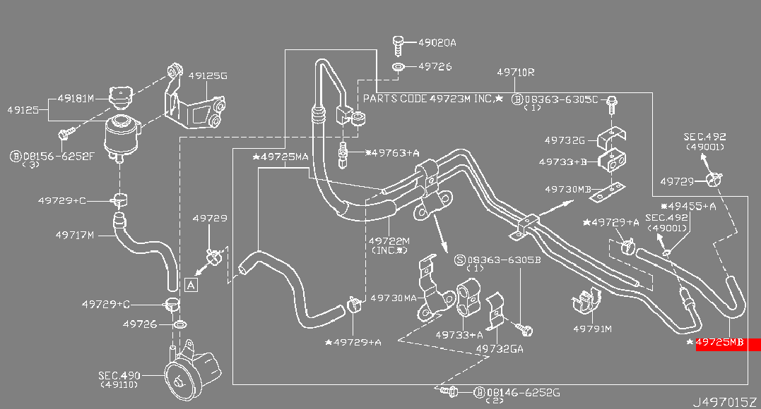07 infiniti g35 belt diagram