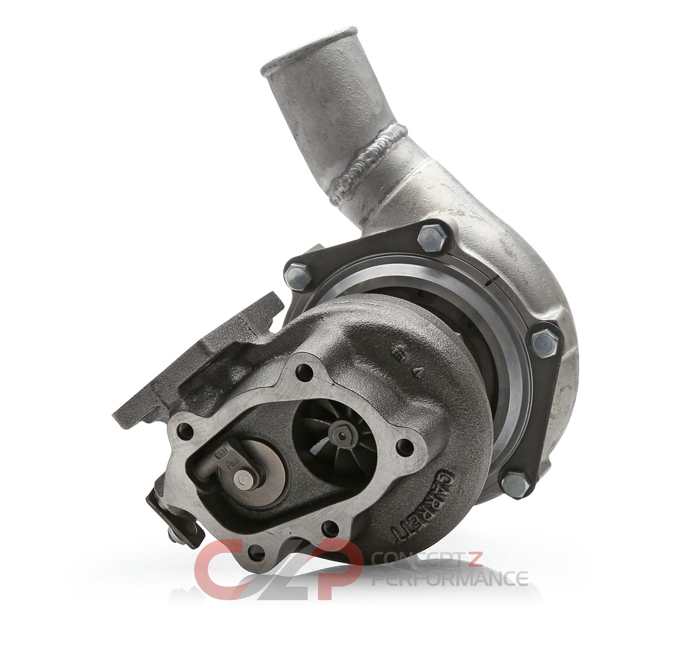 """300zx Turbo Seal Kit: QFAB Garrett GTX2867R Turbo Kit W/ Optional 3"""" Intake"""