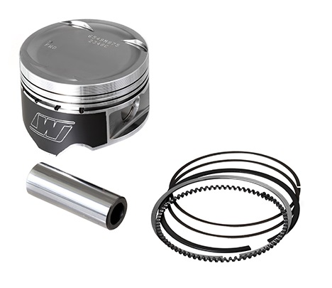 Wiseco Forged Piston, Single Piston Replacment, VQ35DE VQ35HR - Nissan 350Z / Infiniti G35