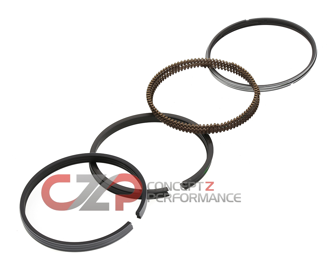 Nissan OEM 370Z Piston Ring Set, Standard 95.5mm - 09-12 VQ37VHR Z34
