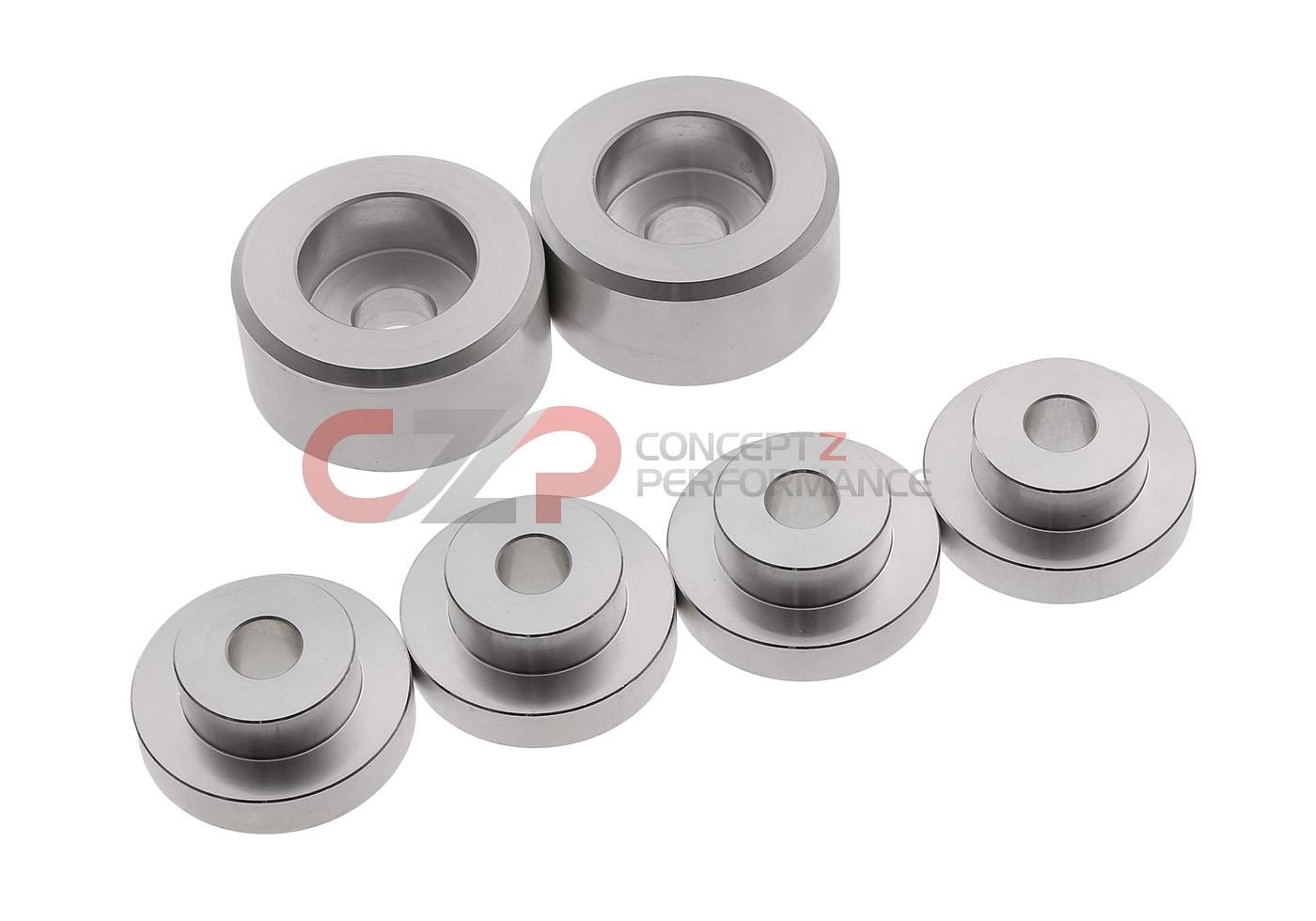 SPL Parts SPL Solid Differential Mounting Bushings - Nissan Skyline R32,  R33, R34 / 300ZX Z32 / 240SX 95-98 SPL SDB S14 - Concept Z Performance