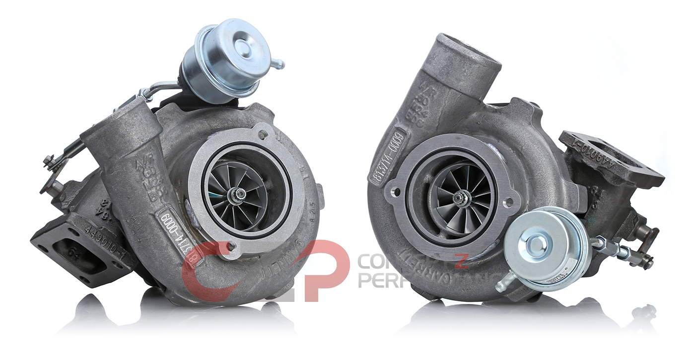 Z32 Forced Induction :: Turbochargers & Turbo Kits