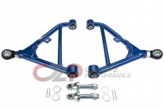 DNA LCA-RL-240SX-BL Adjustable Rear Lower Control Arms Nissan 300ZX 90-96 Z32