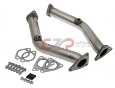 "Invidia 60mm 2.5"" Test Pipes - Nissan 350Z 07-08 Z33"