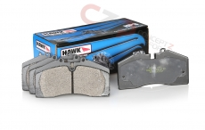 Hawk Performance HB141F.650 HPS Brake Pads, Front w/ Stoptech ST-40 Calipers
