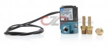 MAC 3 Port Boost Control Solenoid - Haltech, AEM, etc