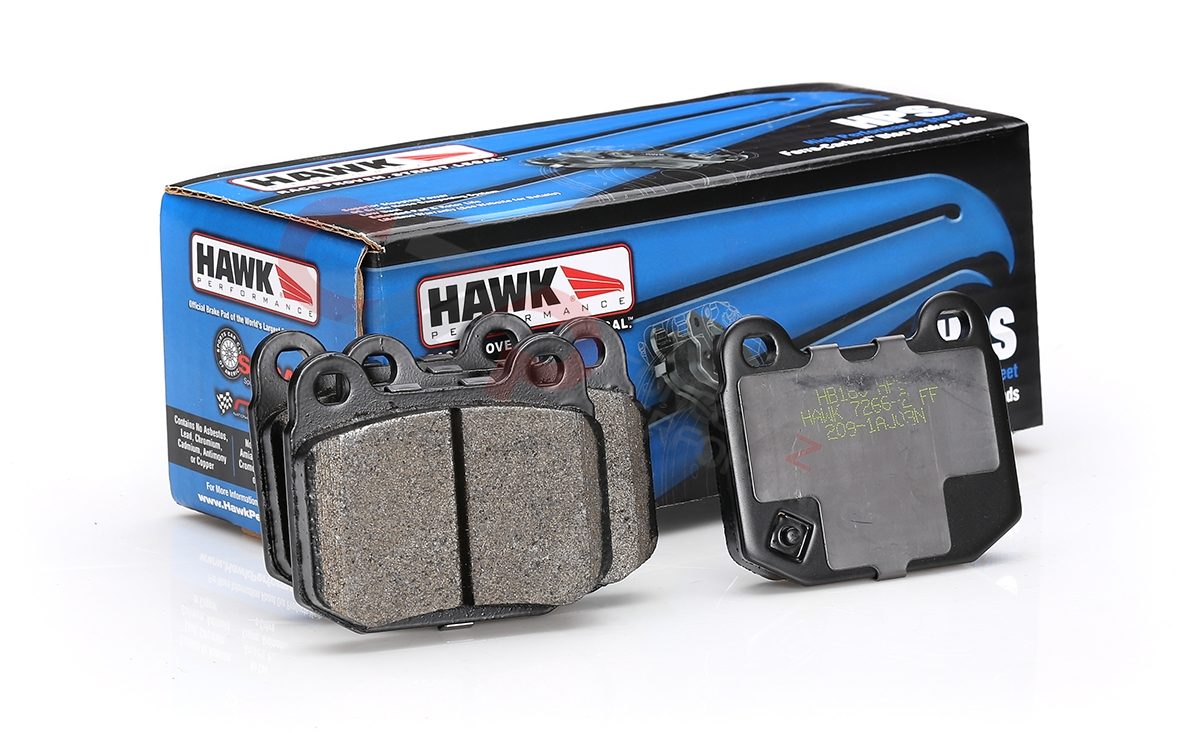 Hawk Performance HB180F.560 HPS Brake Pads, Rear w/ Stoptech ST-22 Calipers