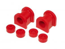 Prothane 14-1117 Front Sway Bar Bushing Kit, 24mm Red - Nissan 240SX 89-94 S13