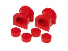 Prothane 14-1118 Front Sway Bar Bushing Kit, 25mm Red - Nissan 240SX 89-94 S13