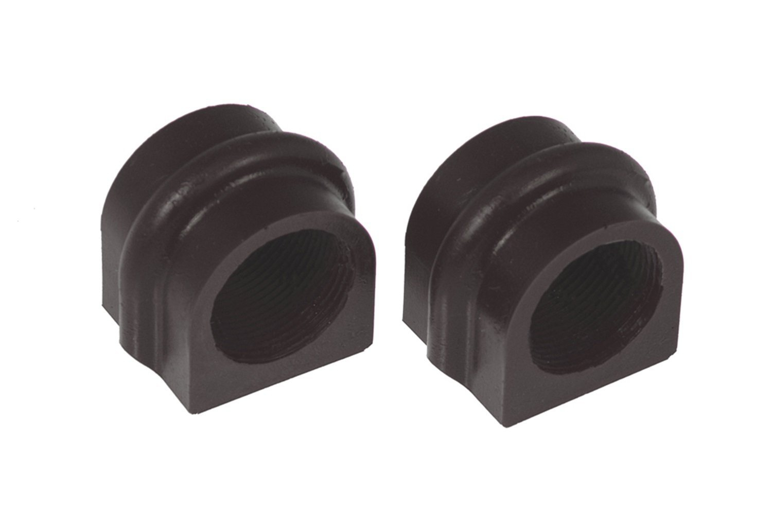 "Prothane 14-1124-BL Front Sway Bar Bushing Kit, 1 1/4"", 32mm Bar Black - Nissan 350Z 03-08 Z33"