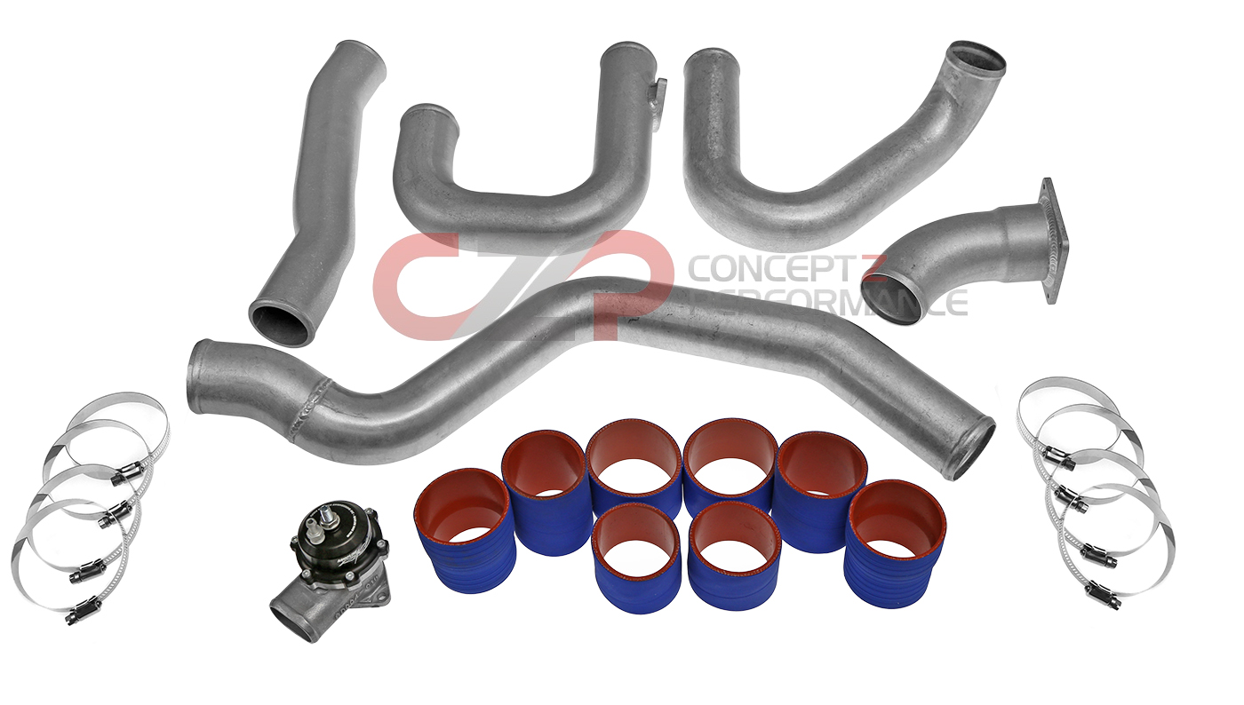 Vortech 4NZ112-010 Supercharger Discharge Piping Kit - Nissan 350Z 03-08 Z33