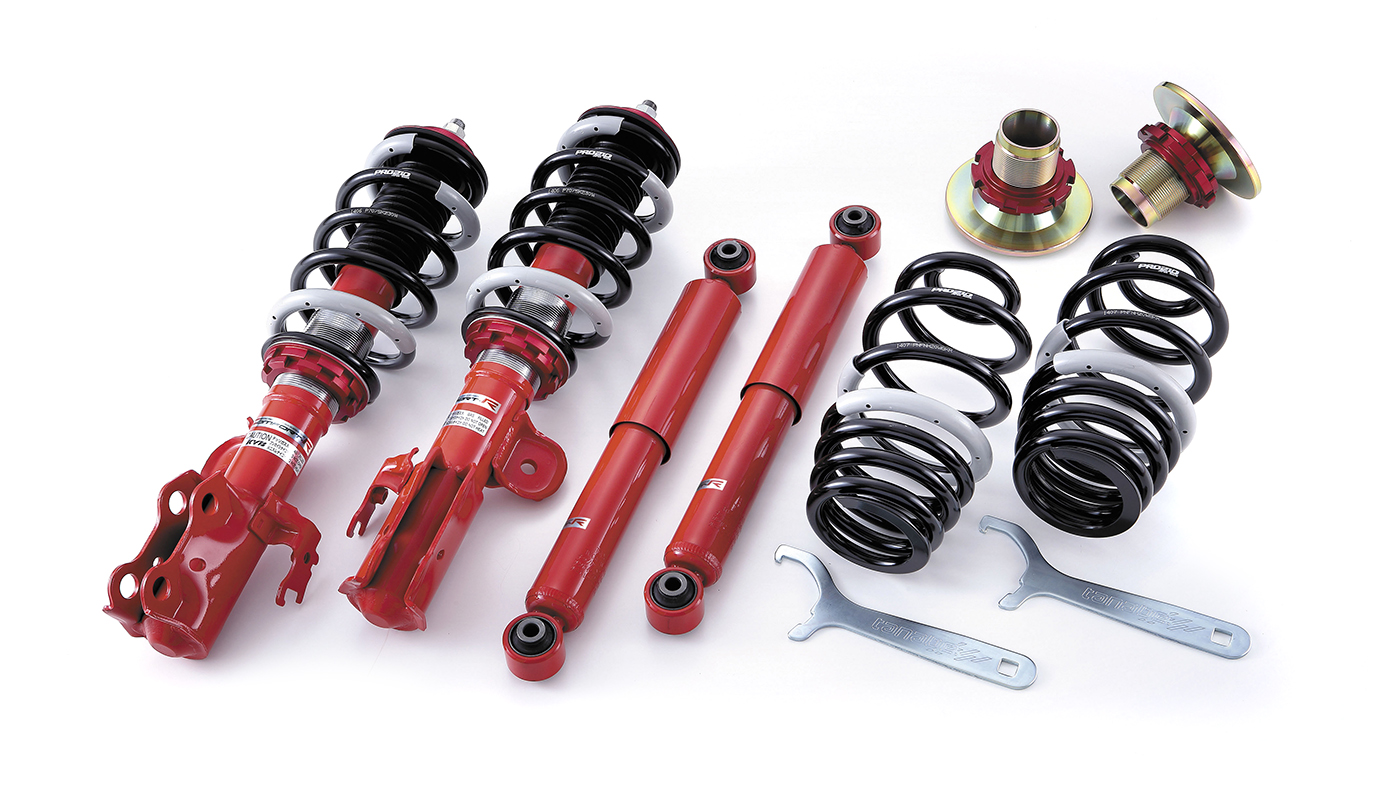 Tanabe TSR063 Sustec Pro Comfort-R Coilovers - Infiniti G35 03-06 Coupe / 03-07 Coupe V35 - RIDICULOUS SALE!!!