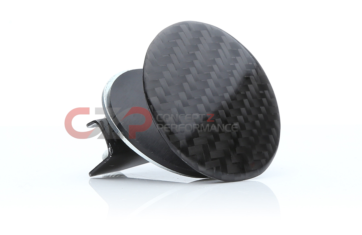KB Carbon Fiber Rear Wiper Delete Cap Kit - Nissan 300ZX 350Z