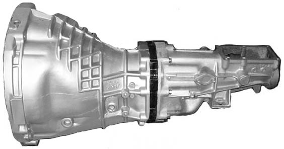 Nissan OEM 320B0-EA200 Manual Transmission Assembly - 06-15 Frontier & 06-11 Xterra