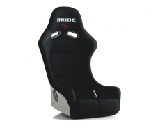 Bride F67AMF Zieg III Type-R Bucket Seat, Black FRP - Low Max System