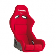 Bride F67IMF Zieg III Type-R Bucket Seat, Red Logo FRP - Low Max System