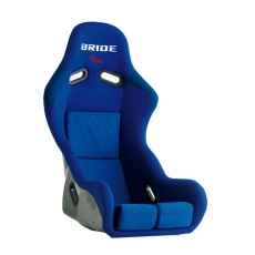 Bride F67JMF Zieg III Type-R Bucket Seat, Blue Logo - Low Max System