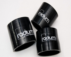 "Radium Engineering 11-0012 Silicone Coupler, 2.5"" ID"