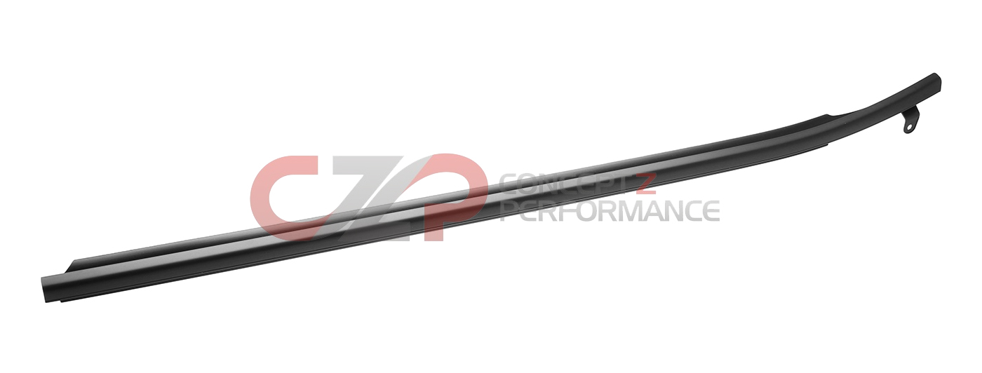 Nissan OEM Outside Door Window Molding, LH - Nissan 370Z Z34