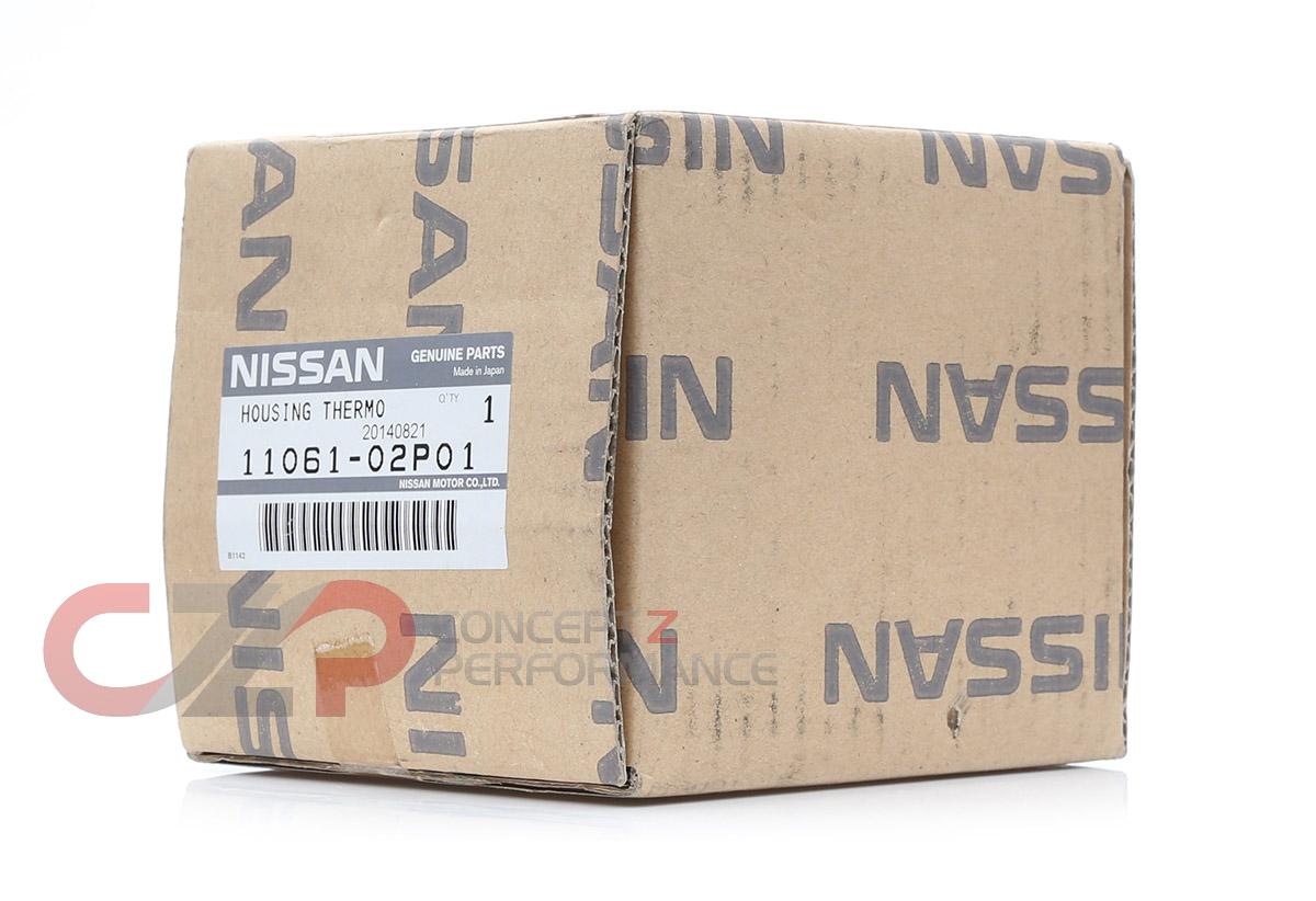 Genuine Nissan Thermostat Housing 11061-02P01