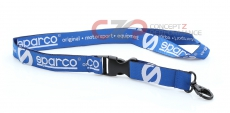 Sparco 099BADGE Detachable Lanyard Neck Strap