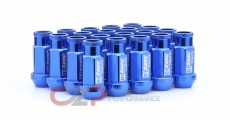D1 Spec Racing Lug Nuts, M12x1.25, 7075 Aluminum