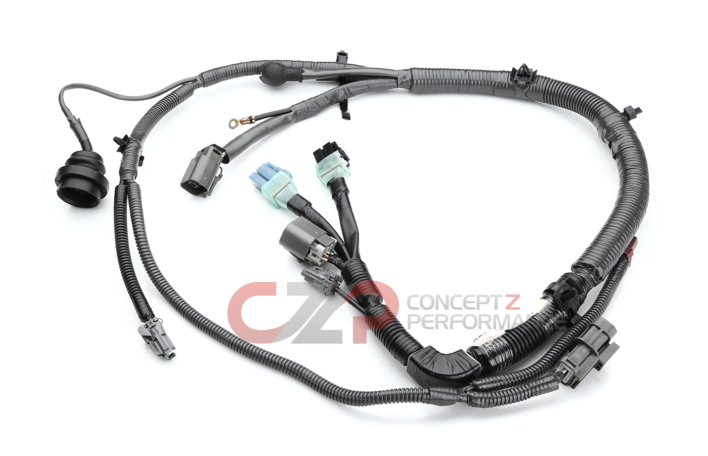 nissan infiniti nissan oem alternator to transmission harness at auto transmission nissan