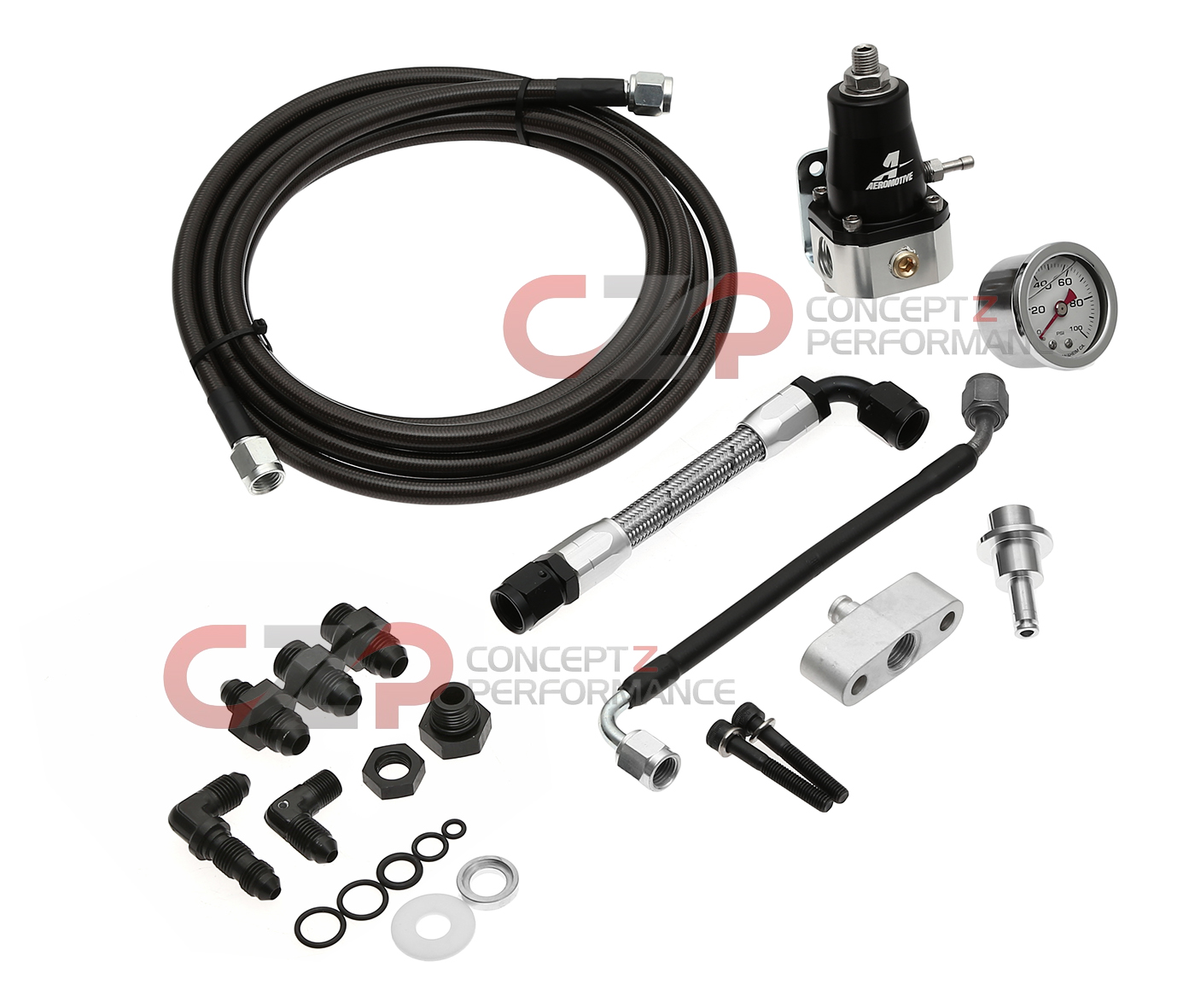 AAM Competition Fuel Return System, Basic - Nissan 350Z / Infiniti G35