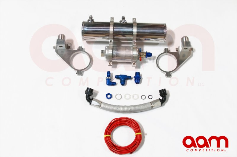 AAM Competition AAM35FS-STG2BP MaxFlow Big Pump Upgrade Nissan 350Z 03-08 Z33