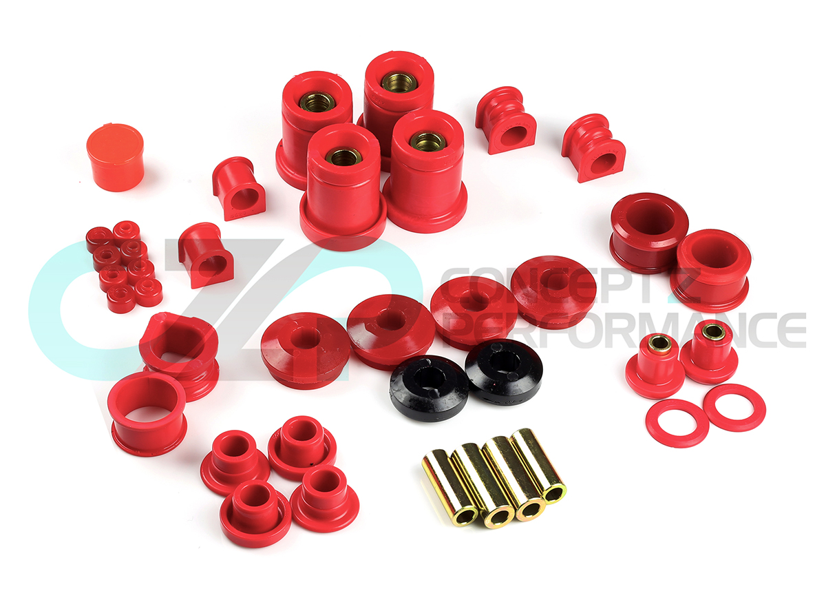 Energy Suspension Hyper-Flex Master Kit, Twin Turbo - Nissan 300ZX 2-Seater Coupe Z32