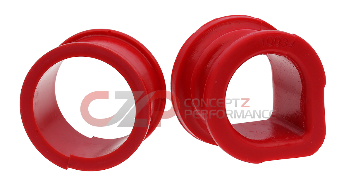 Energy Suspension 7.10104 Power Steering Rack and Pinion Bushings - Nissan 300ZX 90-96 Z32