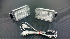 P2M P2-N180FCL01-JY Single Post Front Position Lights Type-X - Nissan 180SX