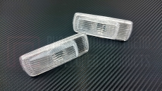 P2M P2-N180FSM01-JY Clear Side Markers - Nissan 240SX S13