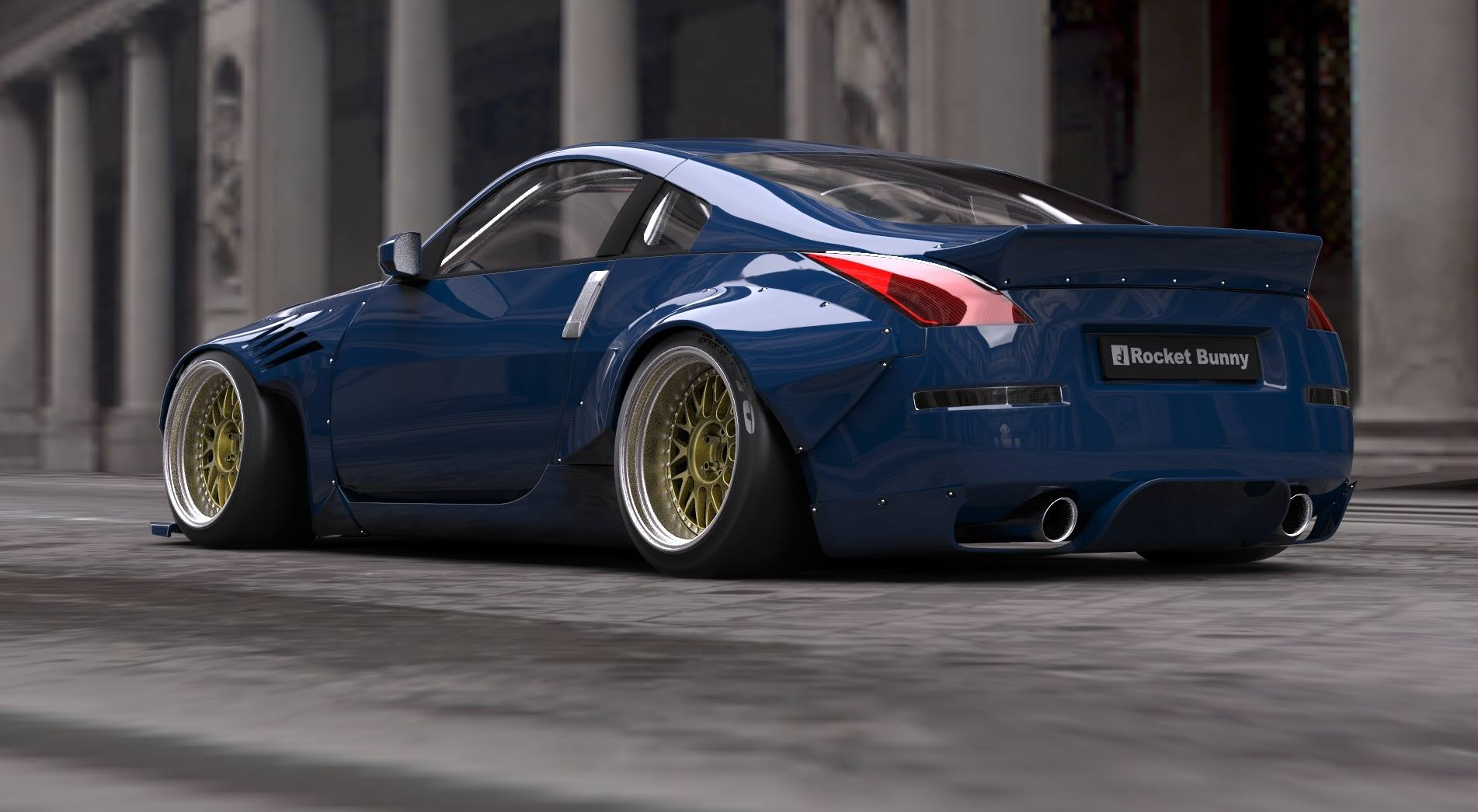 Rocket Bunny Wide Body Kit On Sale My350z Com
