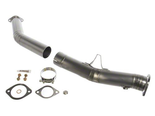 Tomei T431006 Titanium Expreme Ti Test Pipe, 80mm - Subaru BRZ / Scion FR-S 13-15