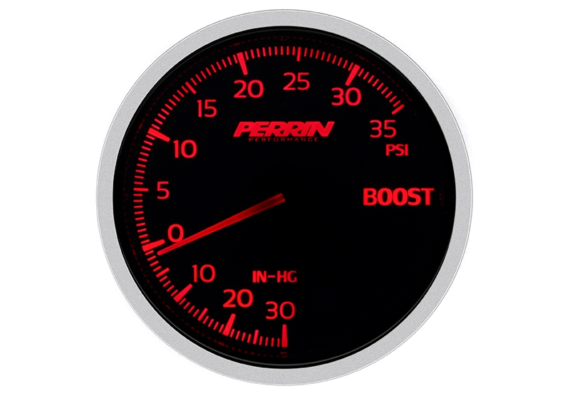 Perrin ASM-GAU-001 Boost Presure Gauge, 60mm - Universal