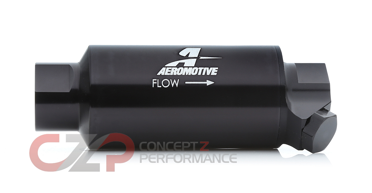 aeromotive 12333 orb 10 dual outlet oil fuel filter universal Push Mower Fuel Filter 160 67