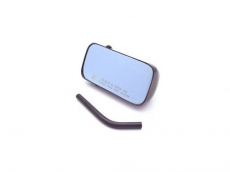 APR Performance CF-230009 Carbon Fiber Mirror Blue Lens, Passenger Side - Universal