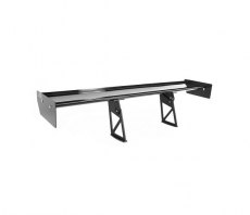 "APR Performance AS-206157 GT-250 Series Adjustable Wing, 61"" Carbon Fiber Airfoil - Universal"