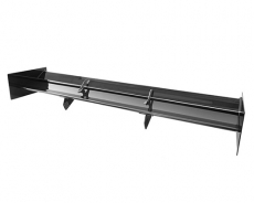 "APR Performance AS-407100 GT-1000 Series Adjustable Wing, 71"" Carbon Fiber Airfoil - Universal"