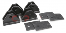 APR Performance AA-100158 10mm Wing U-Brackets, 4 pc - Universal