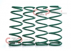 "DNA LX-300ZX-GN Suspension Lowering Springs, 2"" Front, 1.75"" Rear - Nissan 300ZX 90-96 Z32"