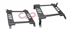 DNA SBK-025 Seat Rail Bracket Set, Left + Right - Nissan 350Z 03-08 Z33 - Pre-Order